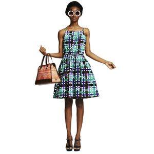 Duro Olowu checkered dress